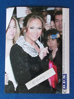 "Original Press Photo - 8""x6"" - Jennifer Lopez - 2004 - F1"