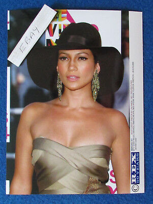 "Original Press Photo - 8""x6"" - Jennifer Lopez - 2004 - E1"