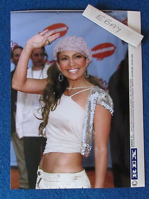 "Original Press Photo - 8""x6"" - Jennifer Lopez - 2004 - C1"