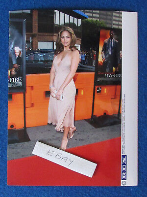 "Original Press Photo - 8""x6"" - Jennifer Lopez - 2004 - Z"