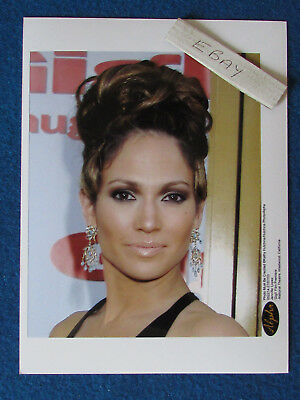 "Original Press Photo - 8""x6"" - Jennifer Lopez - 2003 - T"