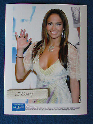 "Original Press Photo - 8""x6"" - Jennifer Lopez - 2003 - S"