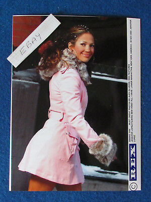 "Original Press Photo - 8""x6"" - Jennifer Lopez - 2002 - P"