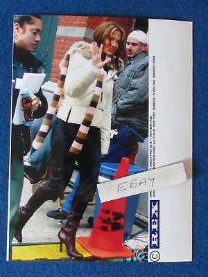 "Original Press Photo - 8""x6"" - Jennifer Lopez - 2002 - M"