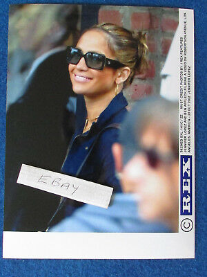 "Original Press Photo - 8""x6"" - Jennifer Lopez - 2002 - K"