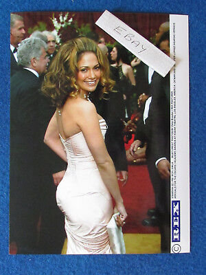 "Original Press Photo - 8""x6"" - Jennifer Lopez - 2002 - J"
