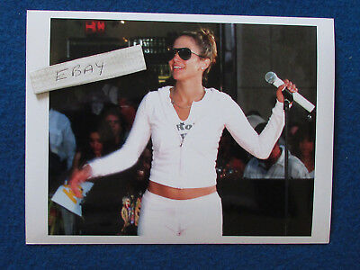 "Original Press Photo - 8""x6"" - Jennifer Lopez - 2001 - C"