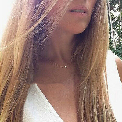 Exquisite Long Crystal Rhinestone Back Chain Body Necklace Drop Jewelry G