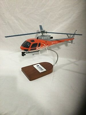 Airbus H-125 (AS-350) Astar, KTLA Los Angeles, scale helicopter model