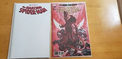 AMAZING SPIDER-MAN #800 and #799 ALEX ROSS VARIANT MARVEL COMICS RED GOBLIN