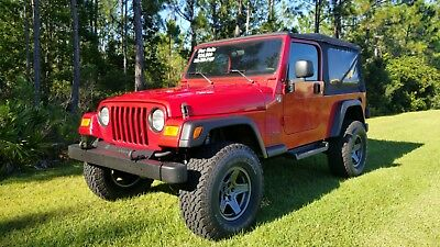 2006 Jeep Wrangler Unlimited upercharged Unlimited 8K mile powertrain