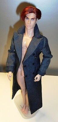 Fashion Royalty Mantel Homme - Male Doll  Integrity Toys