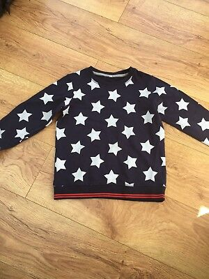 Marks And Spencer Boys Jumper Age 6. - 7 Years