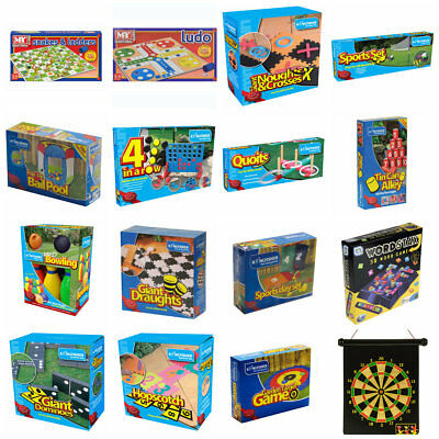 Giant Children Games Garden Outdoor Activity Game Kids Adults Family Xmas Fun