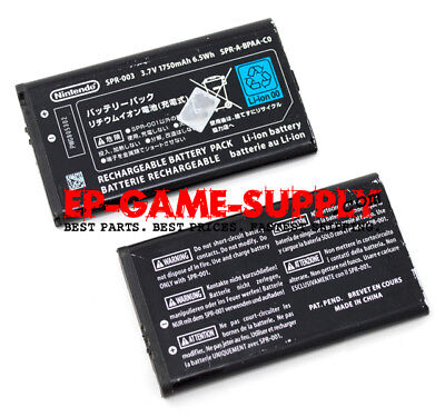 Original Genuine Rechargeable Battery Pack For Nintendo 3DS XL SPR-003 USA!