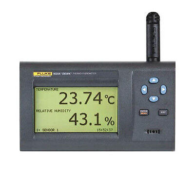 Fluke 1620A-H-156 Thermo-Hygrometer, DewK, High Accuracy