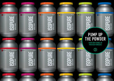 ISOPURE ZERO/LOW CARB 3LB 100% whey protein isolate powders ** 17 FLAVORS **