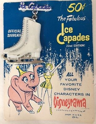 Ice Capades Pin Disneyrama 22 nd  Edition