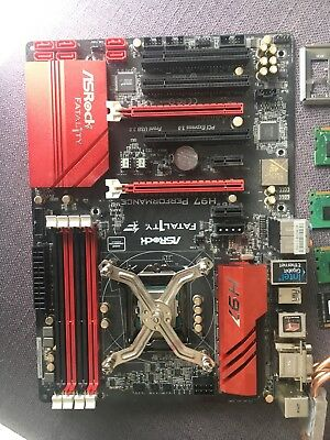 Core i5 4590 With Asrock Fatality H97 Motherboard