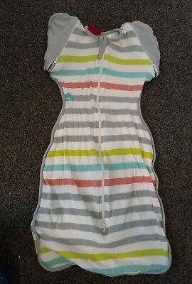 Love To Dream Swaddle Up 50/50 Summer Lite Size Medium