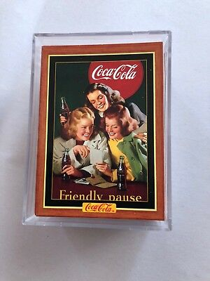 Coca Cola Series 4 Trading Cards Complete Set Mint Condition