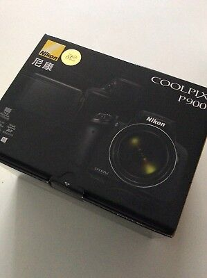 Nikon P900 New In Box Unwanted Gift Bought In Adelaide