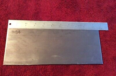 "1084 High Carbon Steel 3/16"" x 4"" x 10 1/2"" FORGING STOCK KNIFE MAKING"