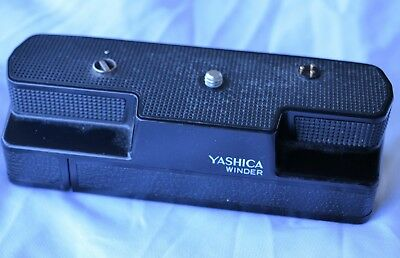 YASHICA WINDER for YASHICA FR, FR1, FXD, CONTAX RTS