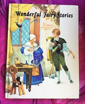 Hardcover 1974 Wonderful Fairy Stories By Severino Baraldi Susan Taylor London