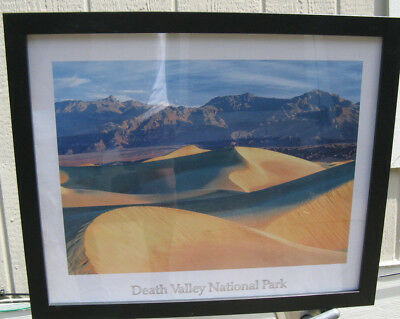 Death Valley Landscape Scene, Awesome Photo Nice Frame, Inspirational!