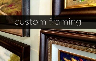 Picture Framing Business, Stock & Equipment for Sale