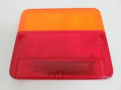 OEM Piaggio Ape 50 Tail Light Lens Part 250620