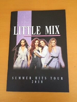Littlemix Summer Hits Tour 2018