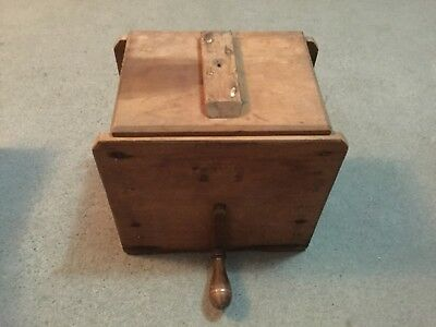 Antique butter churn very good working condition