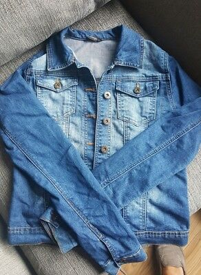 George Girls Denim Jacket age 12 - 13yrs