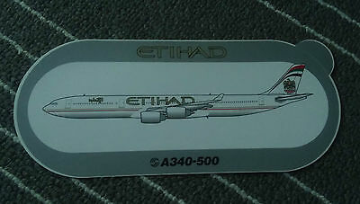 Airbus Etihad Airlines Sticker
