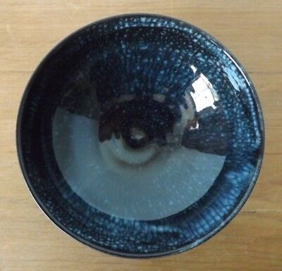 Seviers Studio Pottery Hampstead London mid 20th century footed bowl.