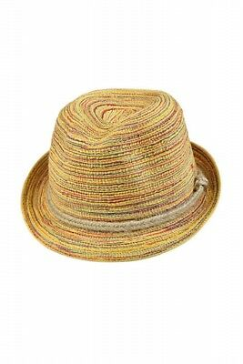Multicolored hat for woman straw hat Summer hat holiday sun hat W7N3