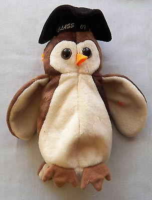 Ty Original Beanie Babies Collection 'Wise' 1997  toys