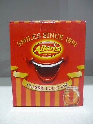 Allen's Classic Lolly Jar - Vintage - Brand New in Box, Never Used
