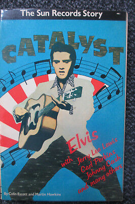 ELVIS PRESLEY - Catalyst The Sun Records Story - Buch