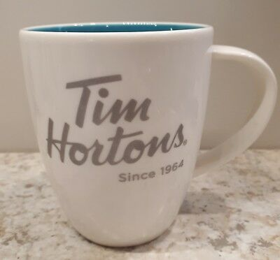 Tim Hortons 2014 # 014 Limited Edition blue inside