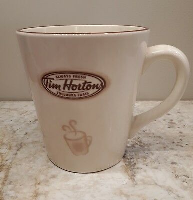 Tim Hortons Limited Edition 2007 Always Fresh Series # 007