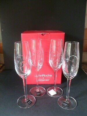 WATERFORD CRYSTAL JOHN Rocha Circa Tumblers Set Of 4 Brand New Boxed ...