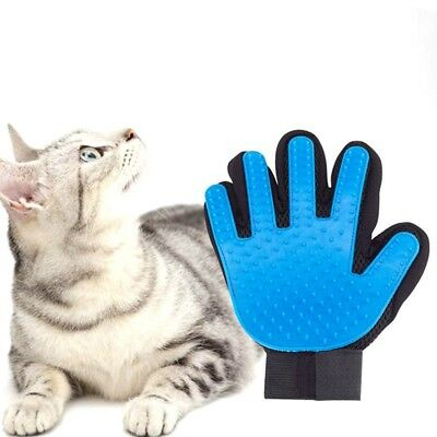 Pet Grooming Glove, RIGHT SIDE Brush Glove with 5 Fingers Suit for Dog,Cat,Horse