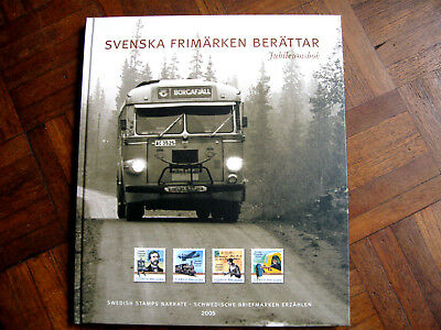 Swedish Stamps Year Book 2005