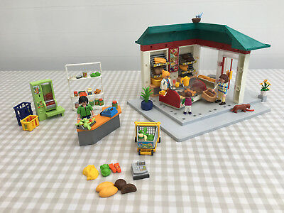 Playmobil Bäckerei