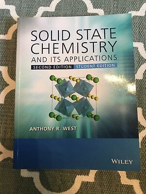 Solid State Chemistry and it's applications - West