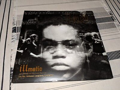 Nas - Illmatic: Live Kennedy Center - The National Symphony Orchestra - RSD LP