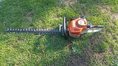 STHIL HS45 HEDGE CUTTER 2012 model